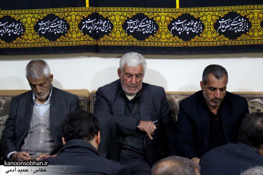 تصاویر مراسم عزاداری در دفتر امام جمعه کوهدشت.کانون سبحان (24)