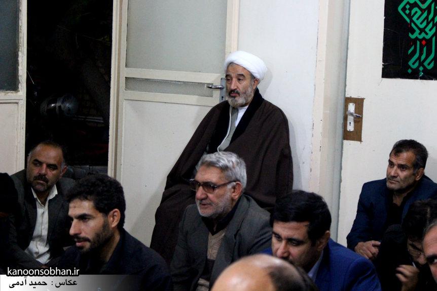 تصاویر مراسم عزاداری در دفتر امام جمعه کوهدشت.کانون سبحان (25)
