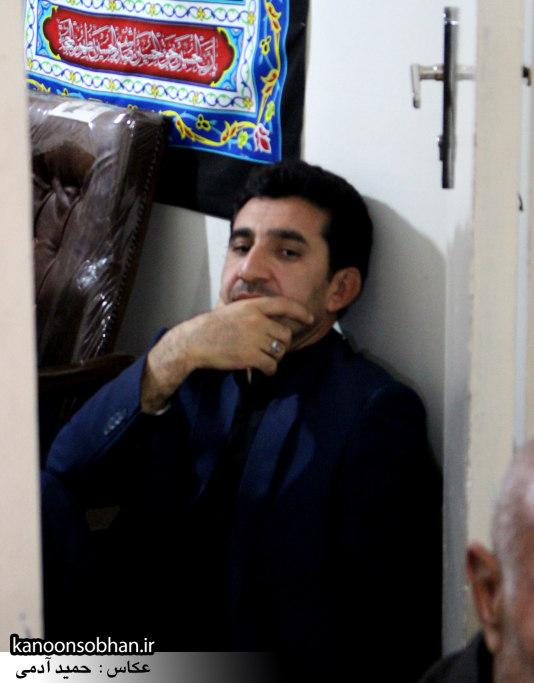 تصاویر مراسم عزاداری در دفتر امام جمعه کوهدشت.کانون سبحان (26)