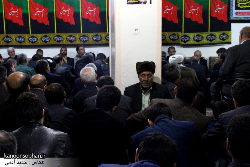 تصاویر مراسم عزاداری در دفتر امام جمعه کوهدشت.کانون سبحان (27)
