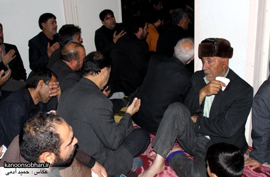 تصاویر مراسم عزاداری در دفتر امام جمعه کوهدشت.کانون سبحان (3)