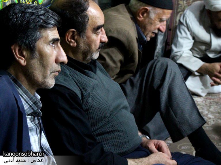 تصاویر مراسم عزاداری در دفتر امام جمعه کوهدشت.کانون سبحان (30)