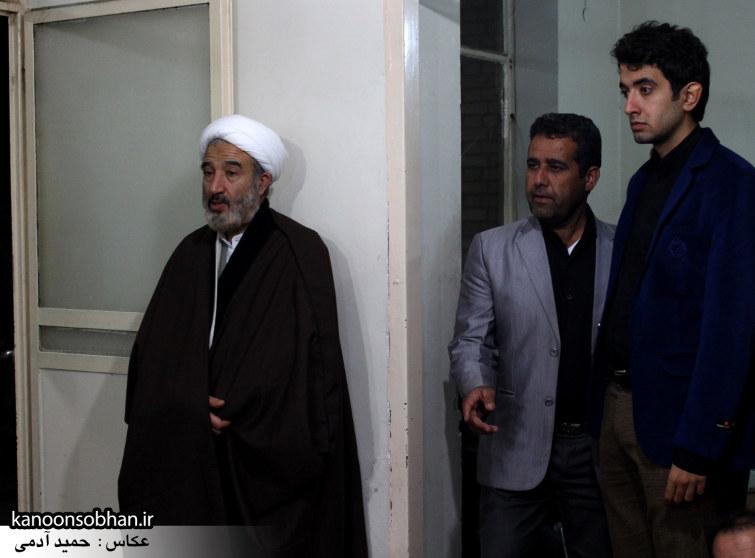 تصاویر مراسم عزاداری در دفتر امام جمعه کوهدشت.کانون سبحان (5)
