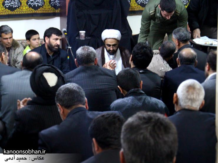 تصاویر مراسم عزاداری در دفتر امام جمعه کوهدشت.کانون سبحان (6)