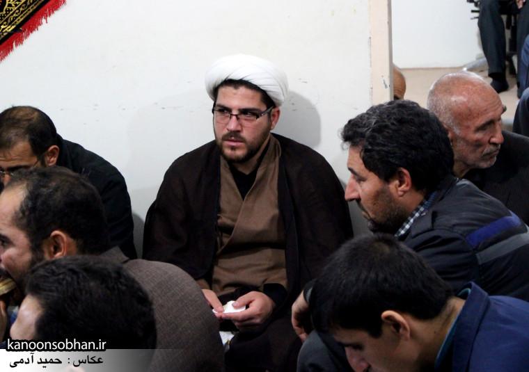 تصاویر مراسم عزاداری در دفتر امام جمعه کوهدشت.کانون سبحان (7)