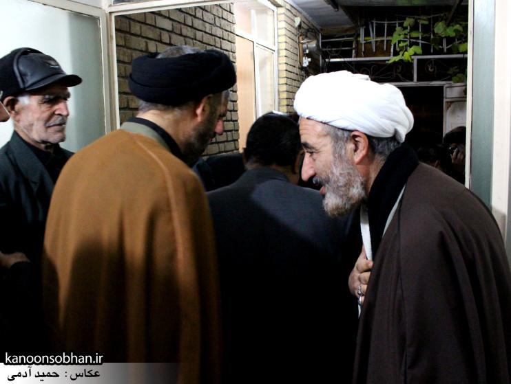 تصاویر مراسم عزاداری در دفتر امام جمعه کوهدشت.کانون سبحان (8)