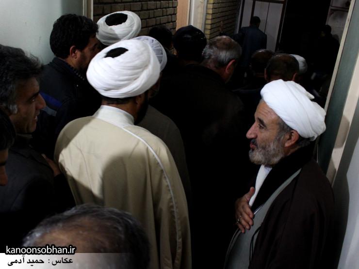 تصاویر مراسم عزاداری در دفتر امام جمعه کوهدشت.کانون سبحان (9)