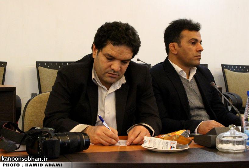 تصاویر نشست فرماندار کوهدشت با خبرنگاران آبان 94 (2)
