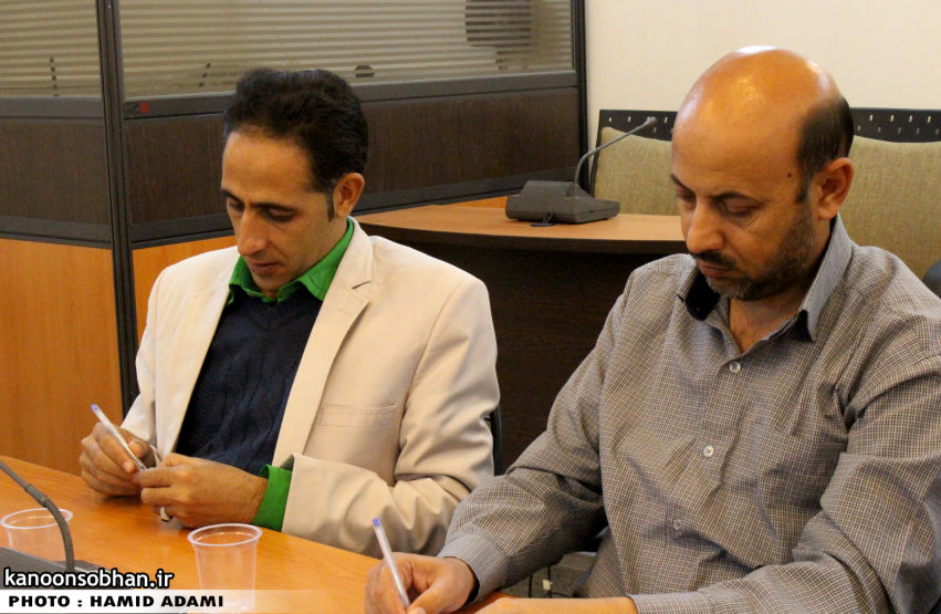 تصاویر نشست فرماندار کوهدشت با خبرنگاران آبان 94 (4)