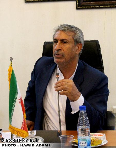 تصاویر نشست فرماندار کوهدشت با خبرنگاران آبان 94 (6)