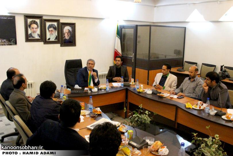 تصاویر نشست فرماندار کوهدشت با خبرنگاران آبان 94 (9)