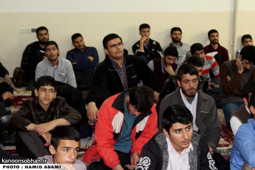 تصاویر نشست معرفتی بصیرتی طلاب بسیجی کوهدشت (3)