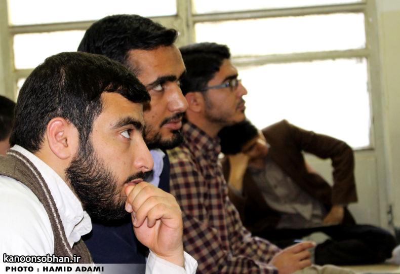 تصاویر نشست معرفتی بصیرتی طلاب بسیجی کوهدشت (7)