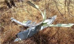 جزئیات سقوط یک فروند پهپاد نظامی در اهواز