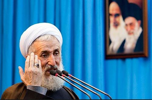 حجتالاسلام کاظم صدیقی امام جمعه موقت تهران