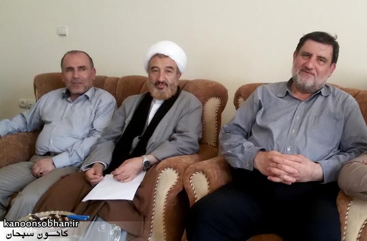 دکتر نجار رئیس ستاد بحران کشور در کوهدشت (1)