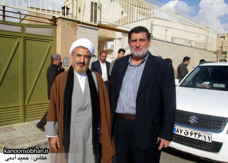 دکتر نجار رئیس ستاد بحران کشور در کوهدشت (2)