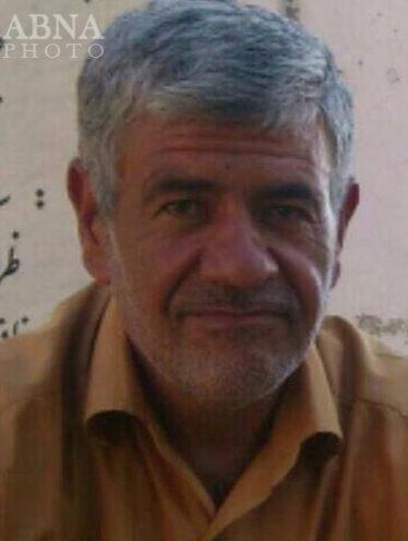 شهید مدافع حرم محمد رضا ابراهیمی