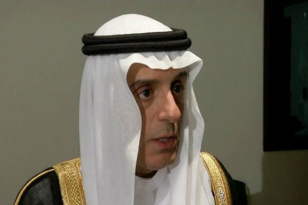 وزیر امور خارجه عربستان