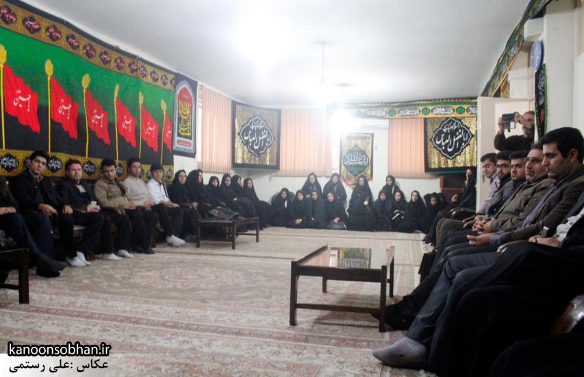 تصاویر«دیدار دانشجویان پیام نور با امام جمعه کوهدشت به مناسبت روز دانشجو» (13)