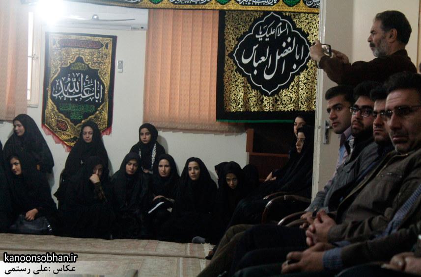تصاویر«دیدار دانشجویان پیام نور با امام جمعه کوهدشت به مناسبت روز دانشجو» (14)