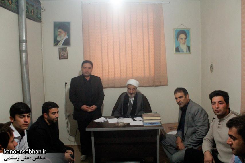 تصاویر«دیدار دانشجویان پیام نور با امام جمعه کوهدشت به مناسبت روز دانشجو» (4)