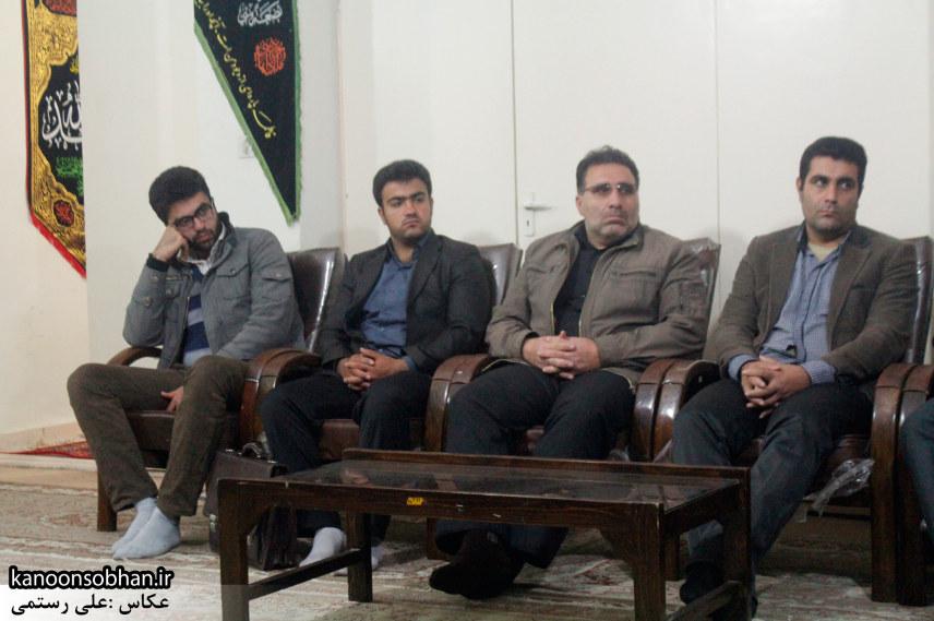 تصاویر«دیدار دانشجویان پیام نور با امام جمعه کوهدشت به مناسبت روز دانشجو» (9)