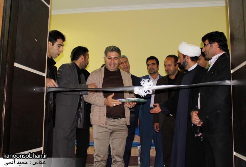 تصاویر افتتاح نمایشگاه عکس«محرم از نگاه دوربین عکاسان لرستان»در کوهدشت (1)