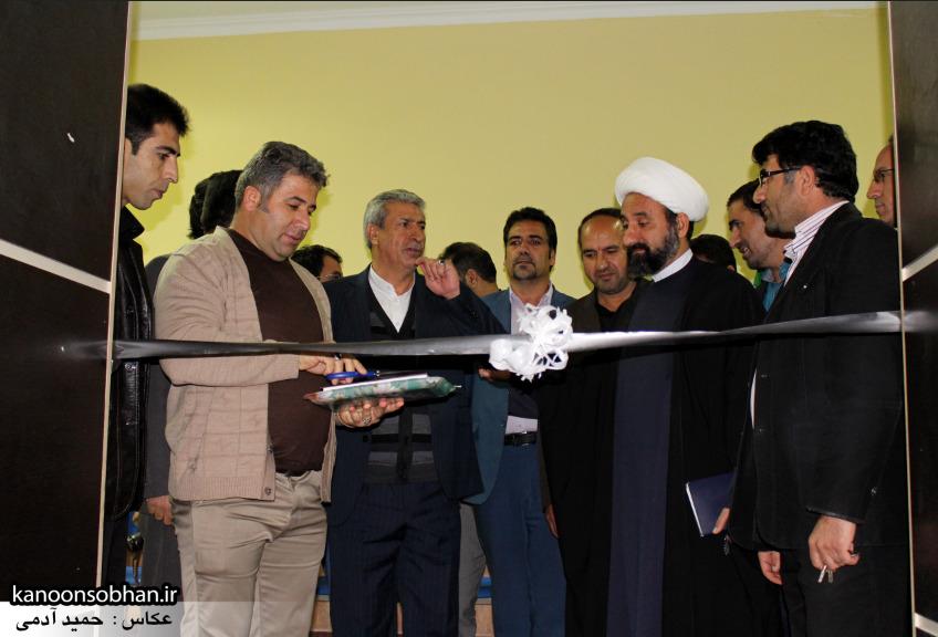 تصاویر افتتاح نمایشگاه عکس«محرم از نگاه دوربین عکاسان لرستان»در کوهدشت (2)