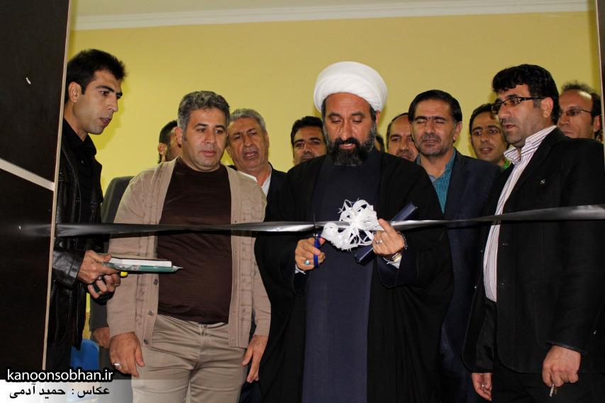 تصاویر افتتاح نمایشگاه عکس«محرم از نگاه دوربین عکاسان لرستان»در کوهدشت (3)