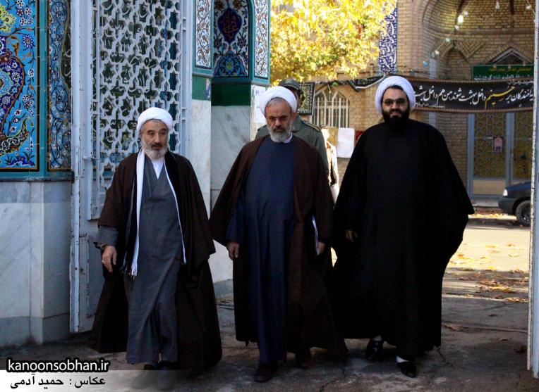 تصاویر حضور«معاون امور استان های شورای سیاست گذاری نماز جمعه کشور» در کوهدشت (2)