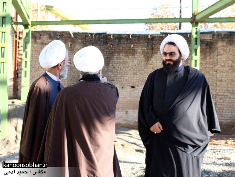 تصاویر حضور«معاون امور استان های شورای سیاست گذاری نماز جمعه کشور» در کوهدشت (3)