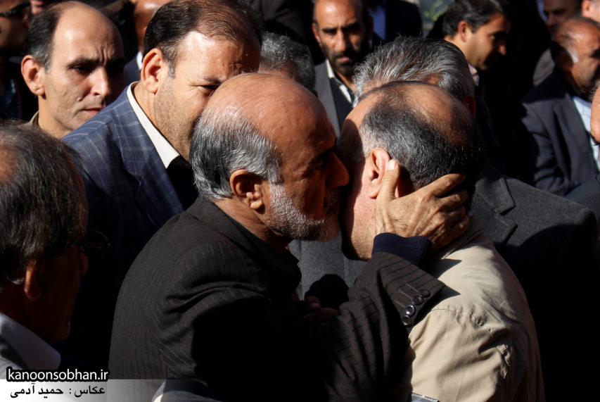 تصاویر مراسم تشییع و تدفین مادر شهید شهرام عباسی در کوهدشت (22)