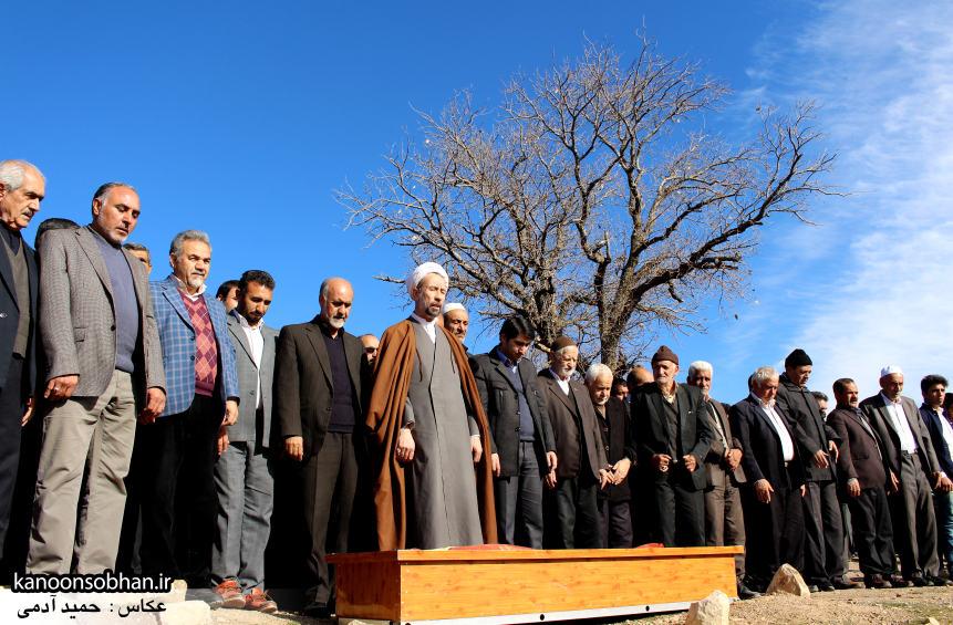 تصاویر مراسم خاکسپاری پدر اسماعیل دوستی (2)