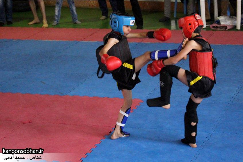 تصاویر مسابقات «جام بصیرت» ووشو در کوهدشت (14)
