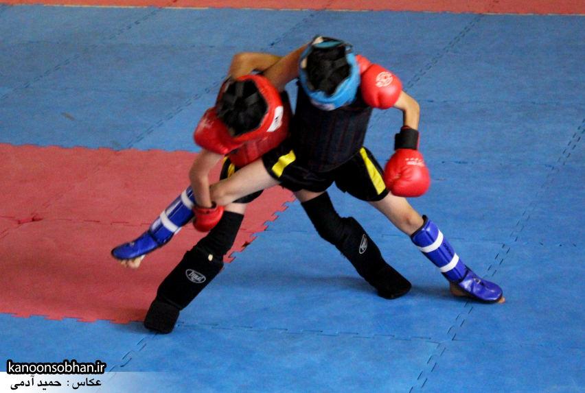 تصاویر مسابقات «جام بصیرت» ووشو در کوهدشت (15)