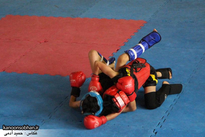 تصاویر مسابقات «جام بصیرت» ووشو در کوهدشت (16)