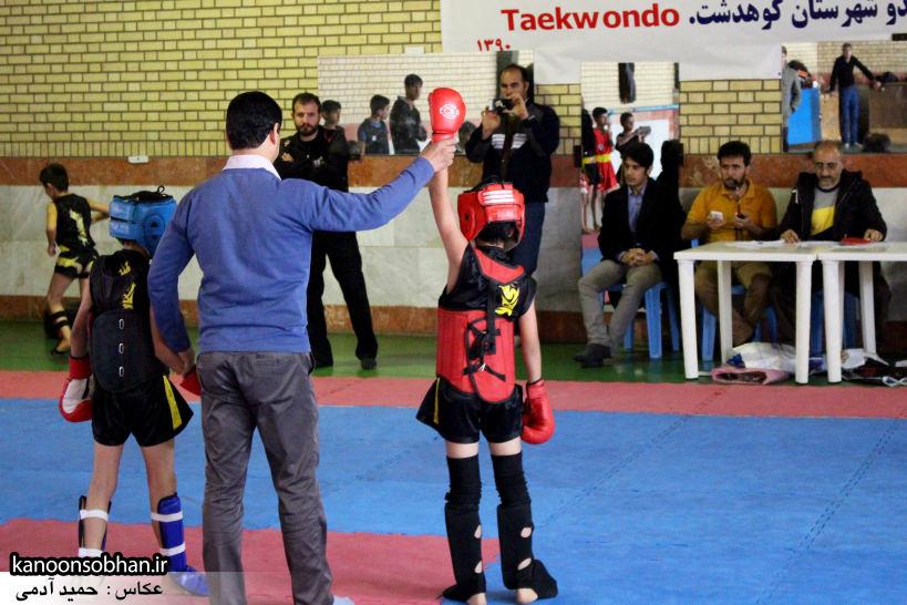 تصاویر مسابقات «جام بصیرت» ووشو در کوهدشت (17)