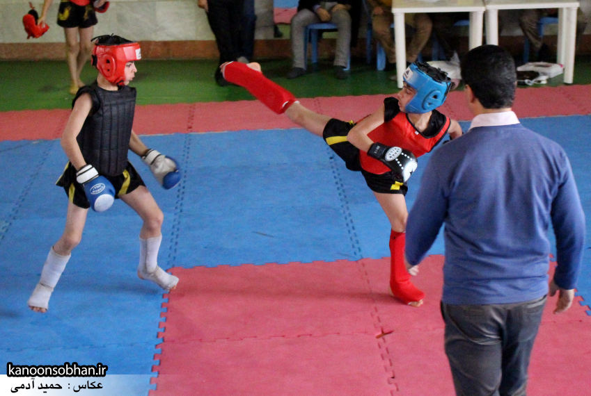 تصاویر مسابقات «جام بصیرت» ووشو در کوهدشت (18)