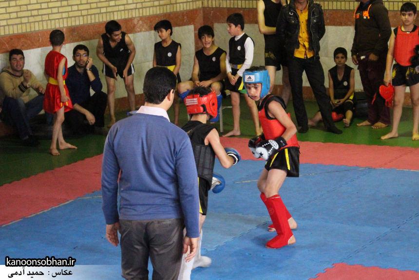 تصاویر مسابقات «جام بصیرت» ووشو در کوهدشت (22)