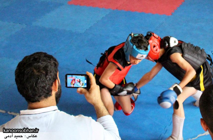 تصاویر مسابقات «جام بصیرت» ووشو در کوهدشت (23)