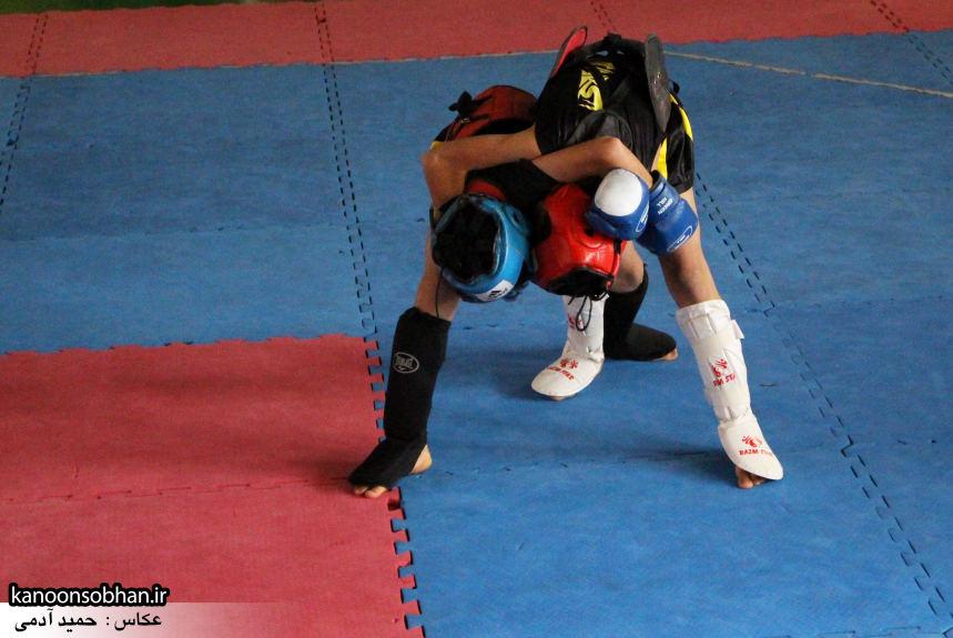 تصاویر مسابقات «جام بصیرت» ووشو در کوهدشت (25)