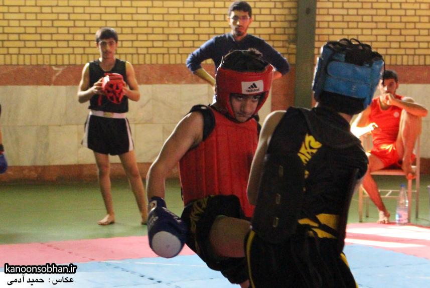 تصاویر مسابقات «جام بصیرت» ووشو در کوهدشت (29)