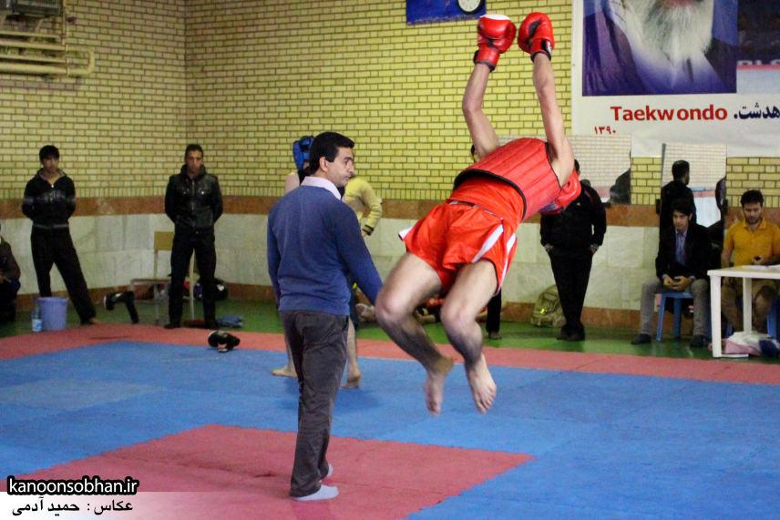 تصاویر مسابقات «جام بصیرت» ووشو در کوهدشت (3)