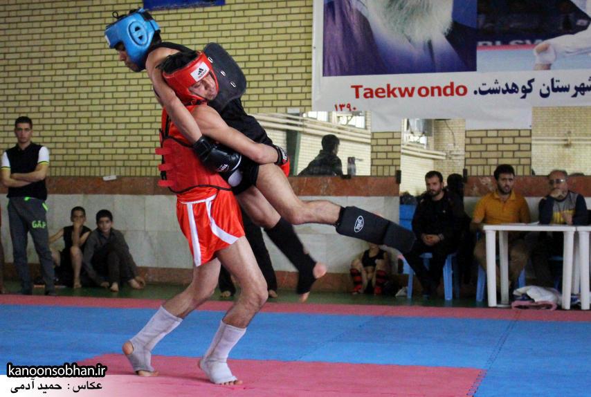 تصاویر مسابقات «جام بصیرت» ووشو در کوهدشت (35)
