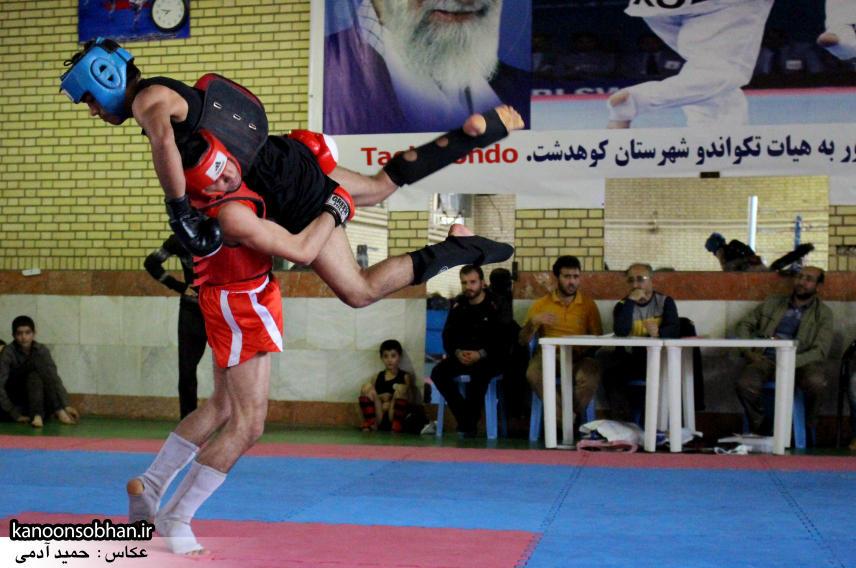 تصاویر مسابقات «جام بصیرت» ووشو در کوهدشت (36)