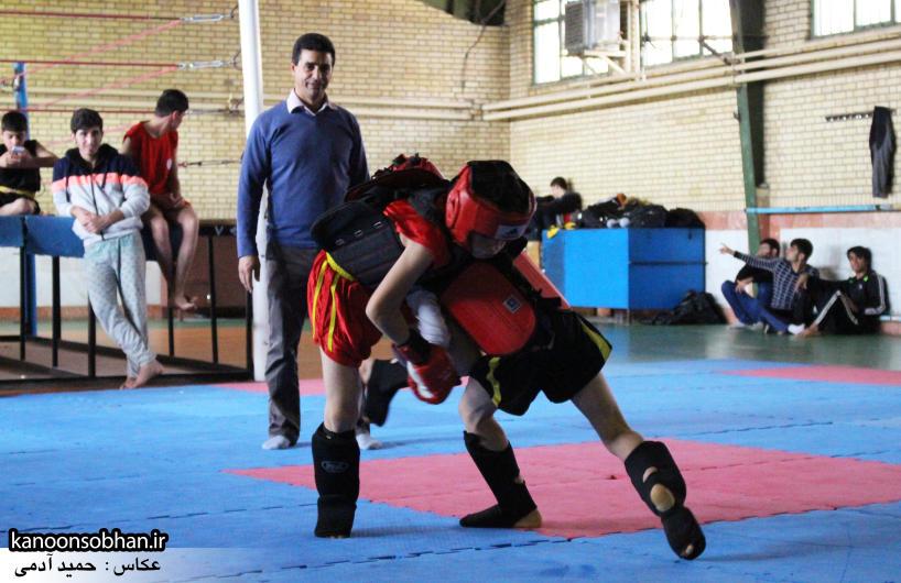 تصاویر مسابقات «جام بصیرت» ووشو در کوهدشت (40)