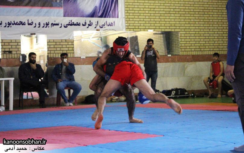 تصاویر مسابقات «جام بصیرت» ووشو در کوهدشت (7)