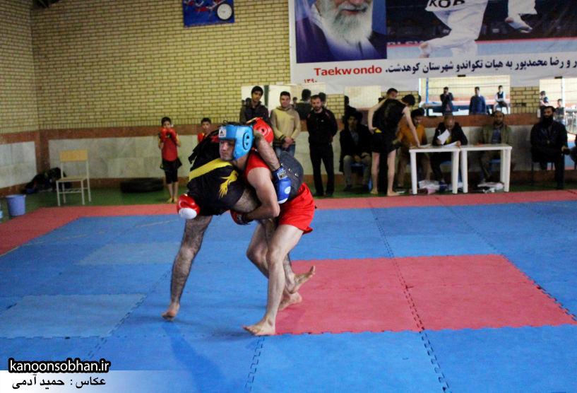 تصاویر مسابقات «جام بصیرت» ووشو در کوهدشت (8)