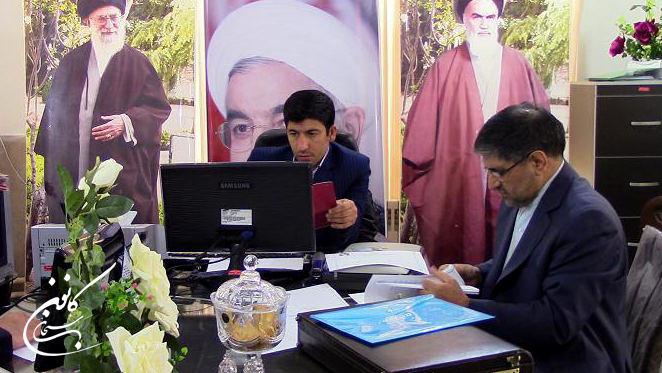 ثبت نام علی امام راد سناتور کوهدشت برای مجلس دهم (2)